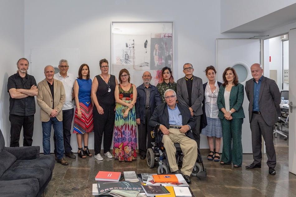 El nuevo Consejo Rector del IVAM inicia la adquisición del Fondo Josep Renau
