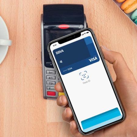 Imagen destacada BBVA incorpora Apple Pay como forma de pago