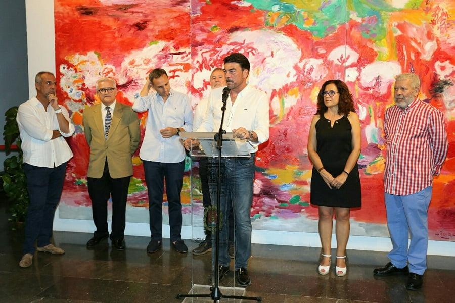 Willy Ramos desembarca con una doble propuesta expositiva en Alicante