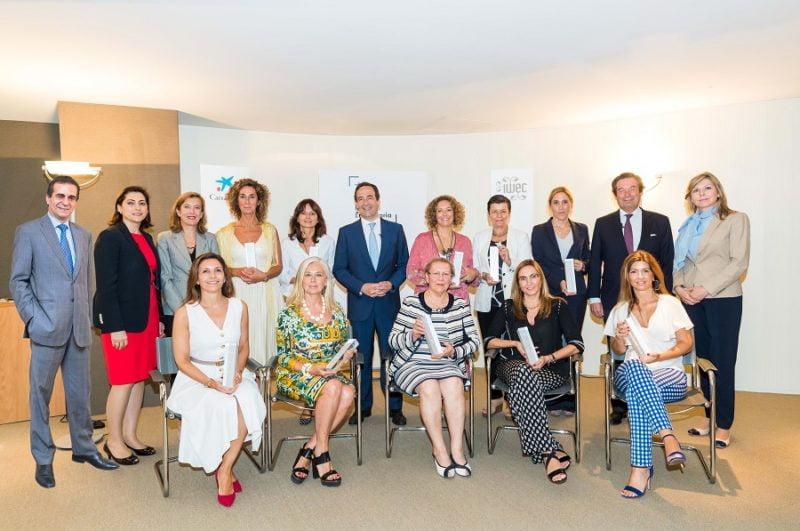 grupo-premio-mujer-empresaria-caixabank