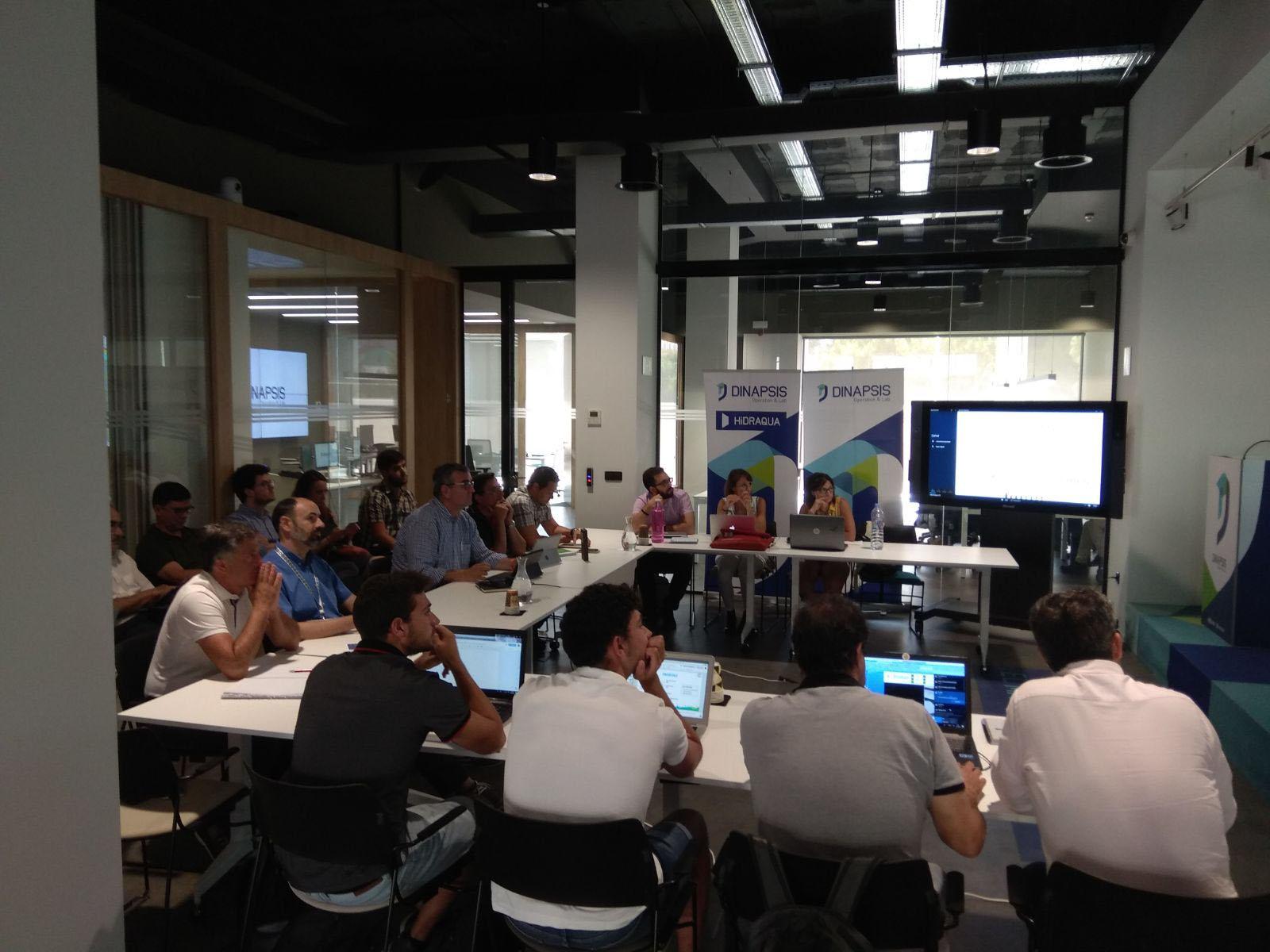 Las startups ultiman sus proyectos para el Climate Launch Pad en Dinapsis