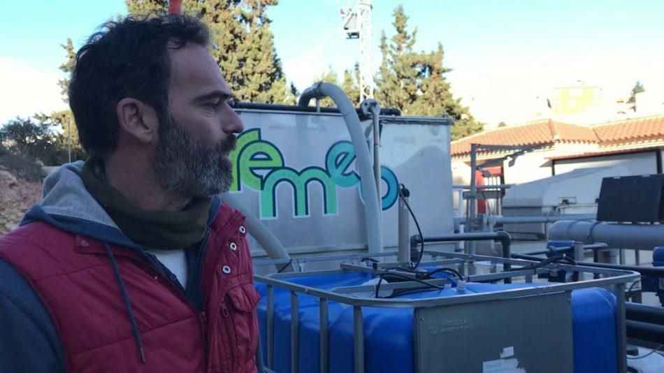 Residuos cerámicos para el tratamiento de aguas residuales a bajo coste