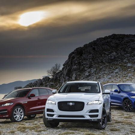 Imagen destacada Grupo Ibérica pone el Jaguar F-Pace al alcance de todos los bolsillos