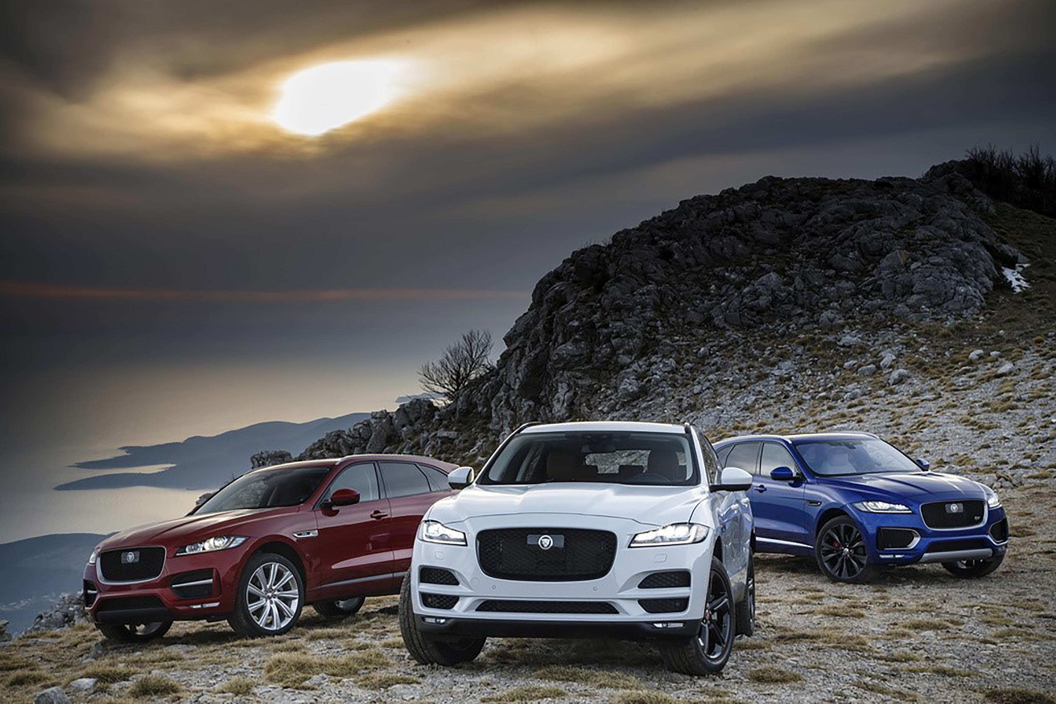 Grupo Ibérica pone el Jaguar F-Pace al alcance de todos los bolsillos