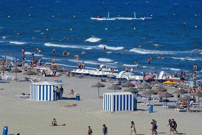 Valencia y Benidorm no alcanzan el 40% de ocupación hotelera en septiembre