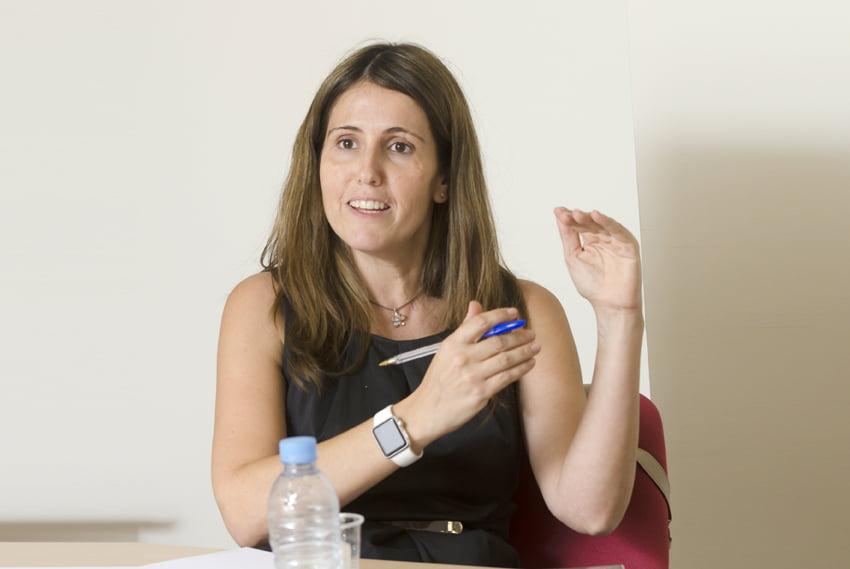 Ángela Pérez, nueva presidenta de Bioval