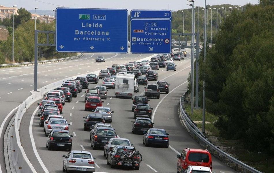 La bonificación del peaje de la AP-7 apenas afecta a la Comunitat Valenciana