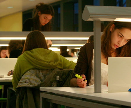 Imagen destacada La UV reserva el 5% de sus plazas para estudiantes con discapacidad