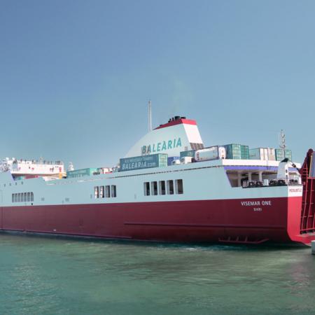Imagen destacada Baleària amplía la flota propia a 26 barcos con la compra del Visemar One