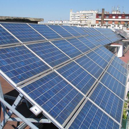 Imagen destacada La energía solar podría suplir el 91,5% del consumo doméstico en València