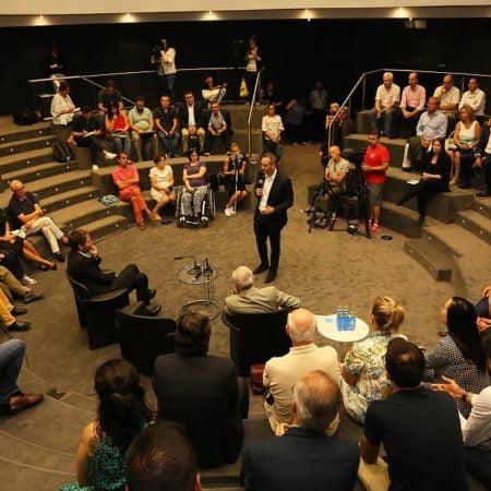 Imagen destacada La Orquesta ADDA Simfònica nace como nueva embajadora mundial de Alicante
