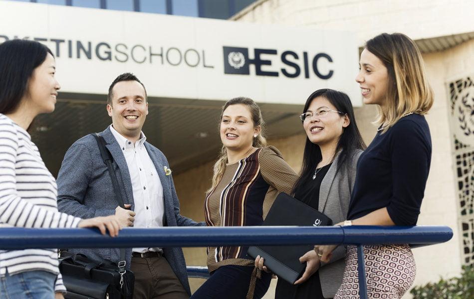 Esic en el top 100 de 'University Teaching Ranking Europe'