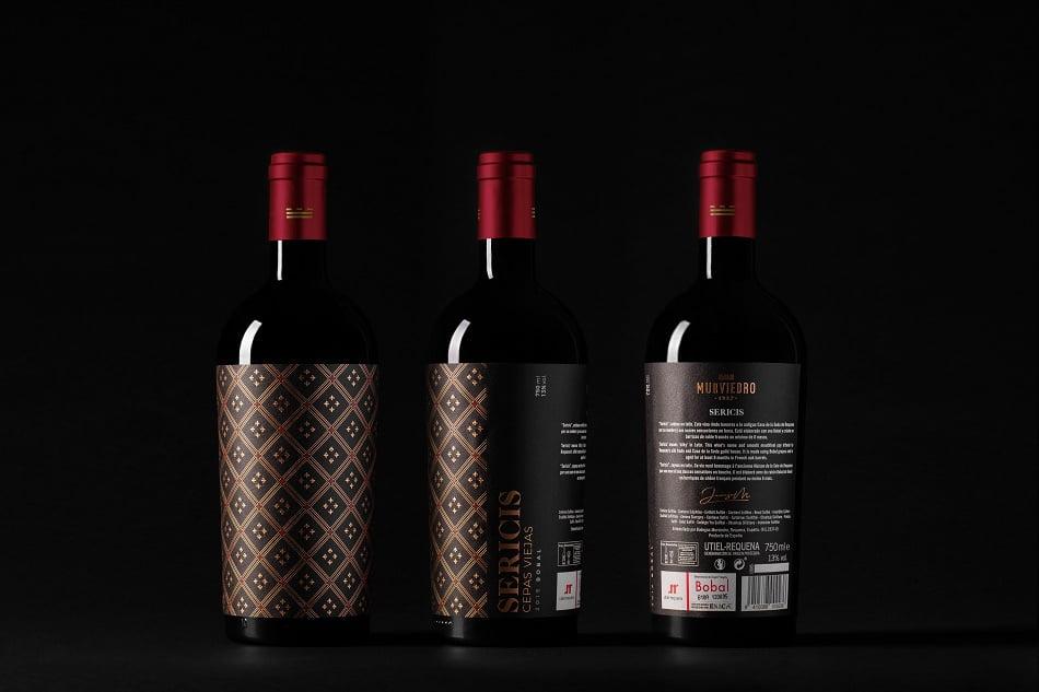Sericis Cepas Viejas Bobal, el nuevo vino de Bodegas Murviedro