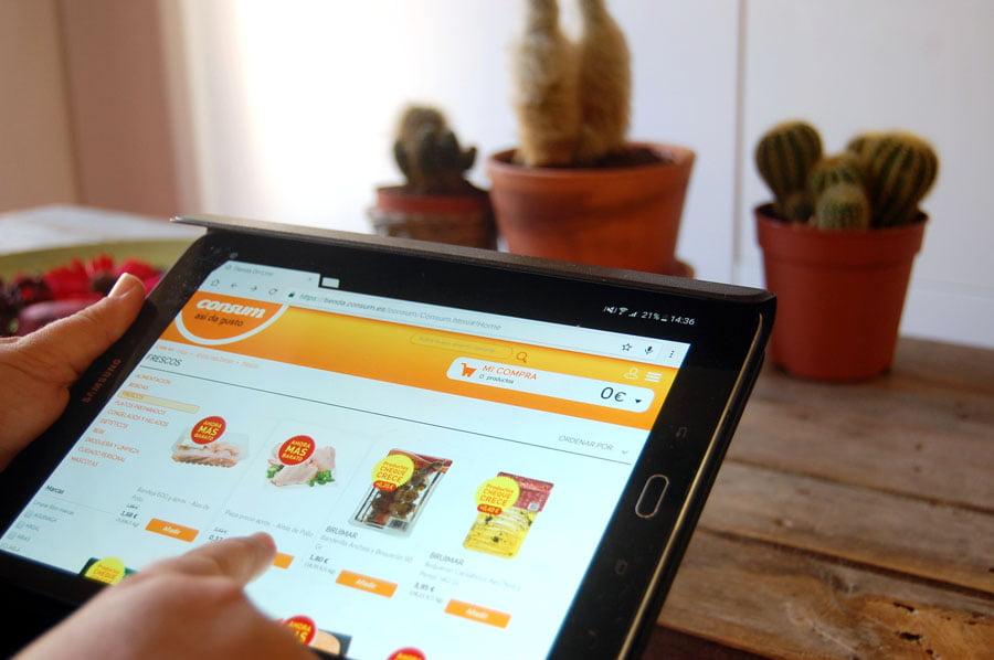 La tienda online de Consum llega a Cheste, Villar del Arzobispo y Casinos