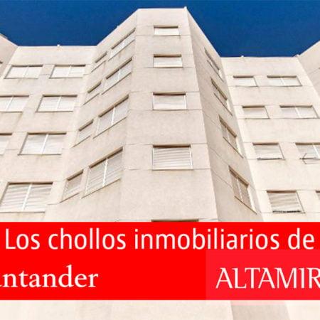Imagen destacada Santander vende a Cerberus su cartera inmobiliaria por 1.535 millones