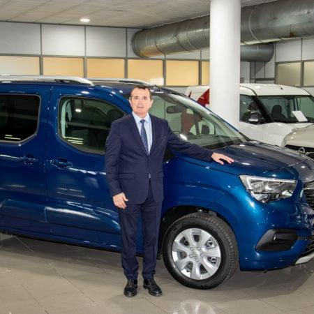 Imagen destacada El nuevo Opel Combo Life llega a Automóviles Palma