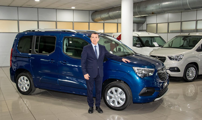 El nuevo Opel Combo Life llega a Automóviles Palma