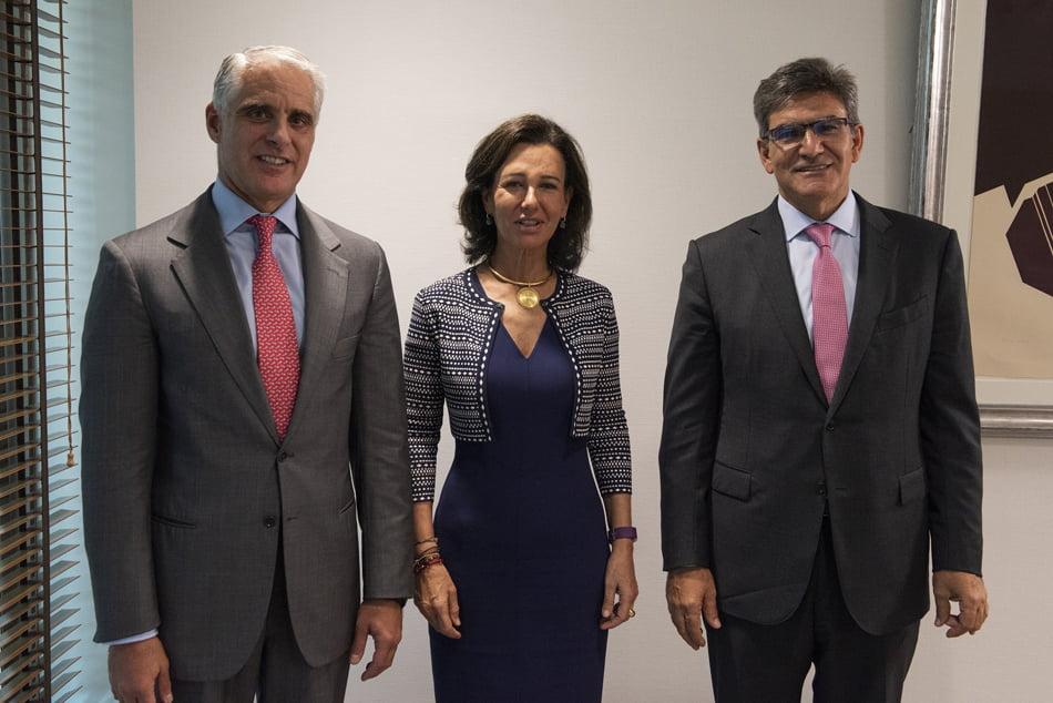 """La semana """"horríbilis"""" del Santander"""