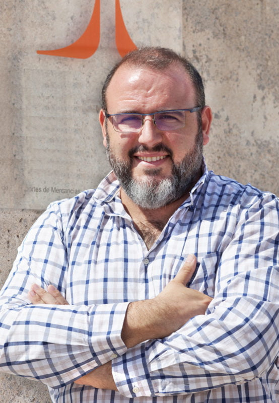 """C. Martínez (ACTM): """"El transporte es vital para el comercio exterior de la provincia de Castellón"""""""