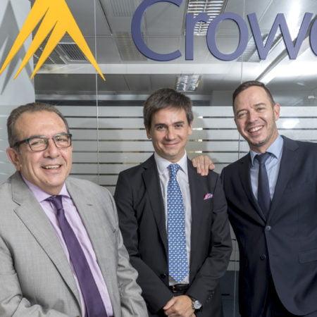 """Imagen destacada """"La ventaja de Crowe es que ofrece una cara local para un asesoramiento global"""""""
