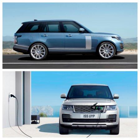 Imagen destacada Llega al mercado la versión híbrida de Range Rover y Range Rover Sport
