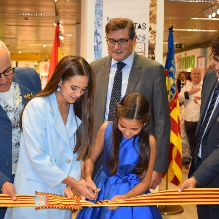 Imagen destacada El Corte Inglés inauguró la exposición de las maquetas de las fallas de 1ªA