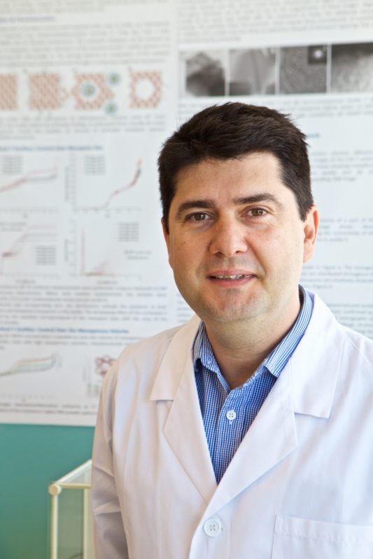 Imagen destacada La AEC premia a Celera, empresa creada por el científico de la UA Javier García