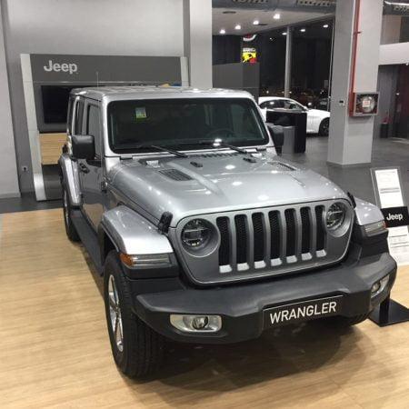 Imagen destacada El nuevo Jeep Wrangler puede visitarse en Motor Village Valencia