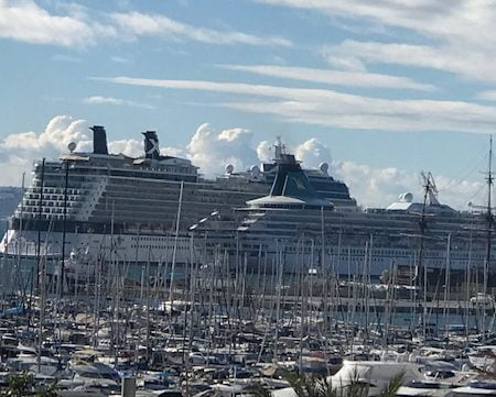 Imagen destacada Alicante bate récords con la llegada de 16.000cruceristas en el mes de octubre