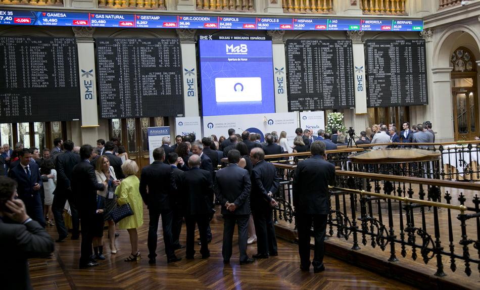 Imagen destacada La bolsa cae 2,48 %, el mayor recorte desde diciembre y pierde los 9.000