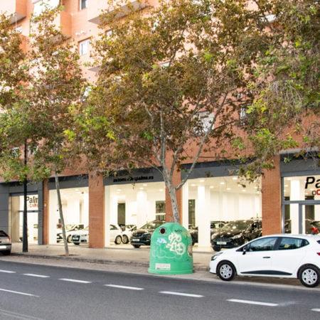Imagen destacada Vehículos de Ocasión en las nuevas instalaciones de Automóviles Palma