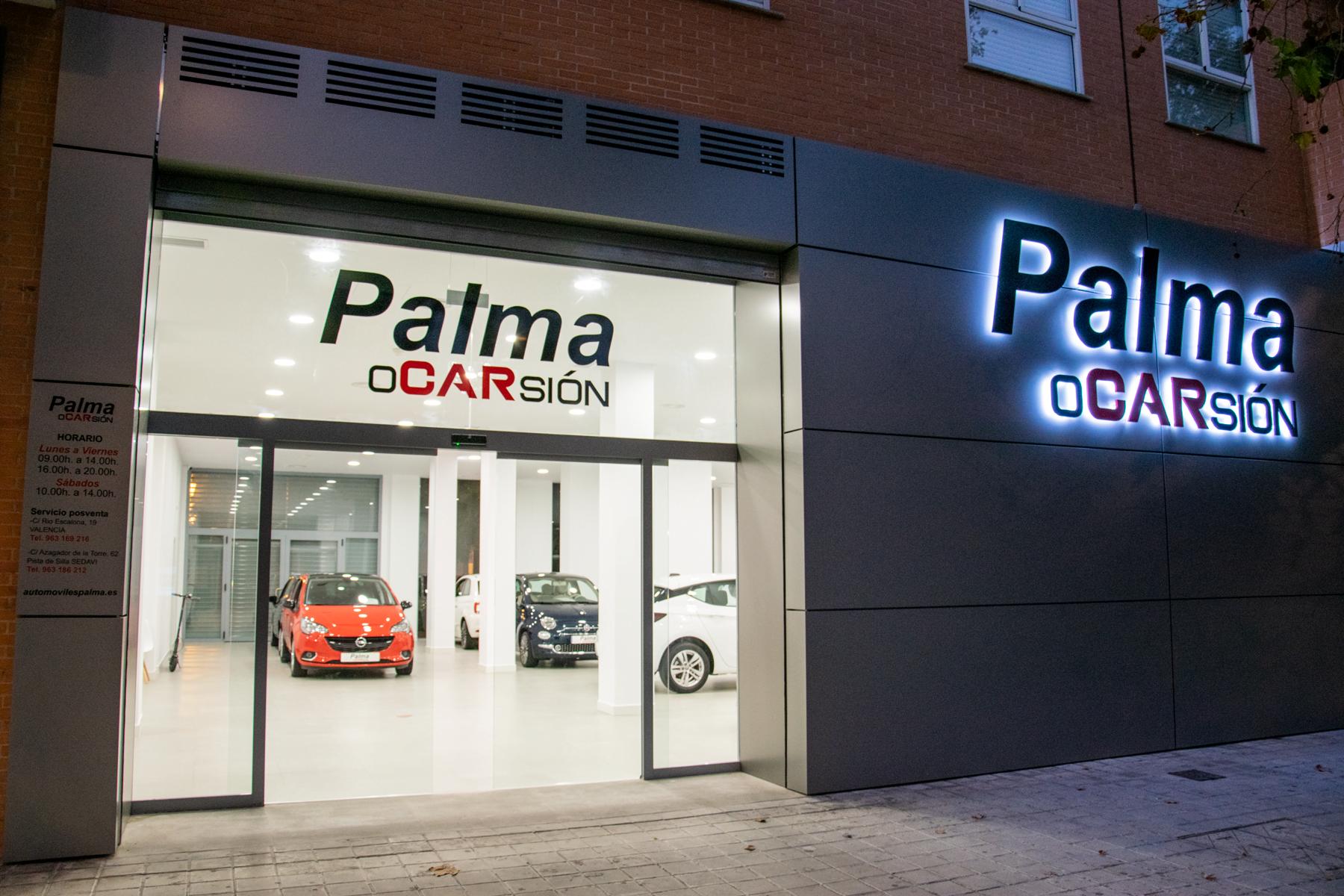 Automóviles Palma inaugura nueva instalación y marca propia de vehículos de ocasión