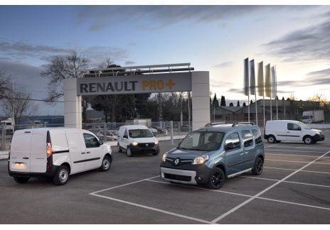 Imagen destacada La Caravana Renault Pro+ llega al concesionario de Burjassot