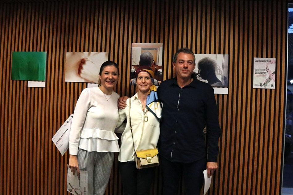 Tres escenas sobre el cáncer ganan el concurso de la Fundación Bernabeu
