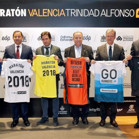 Maratón Trinidad Alfonso