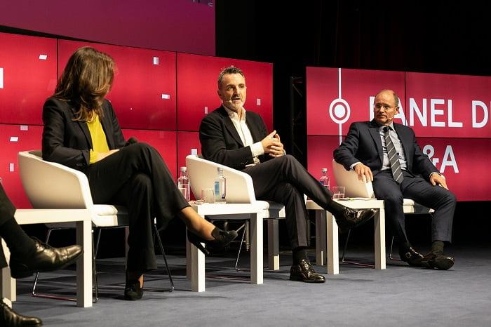 """J. Jiménez (Lanzadera): """"Importa más la capacidad de ejecución, que el proyecto"""""""