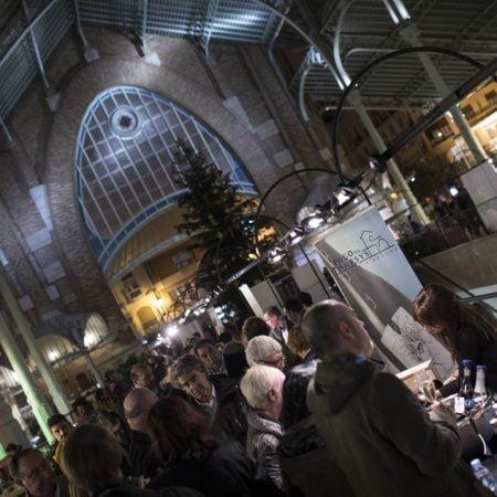 Imagen destacada Se acerca la sexta cita con el cava valenciano en el Mercado de Colón