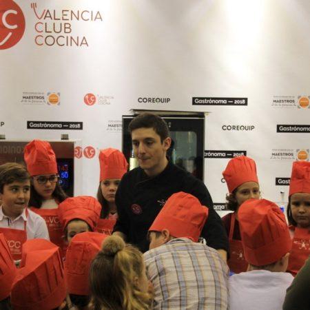 Imagen destacada Feria Valencia acoge a prestigiosos chefs internacionales en Gastrónoma