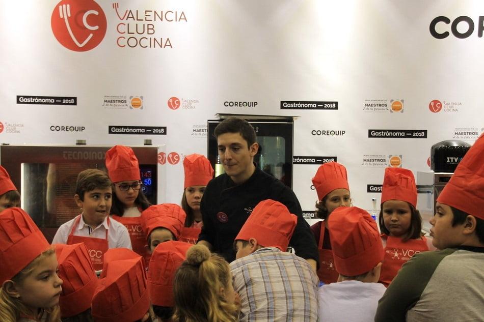 Valencia Club De Cocina | Feria Valencia Acoge A Prestigiosos Chefs En El Gastronoma