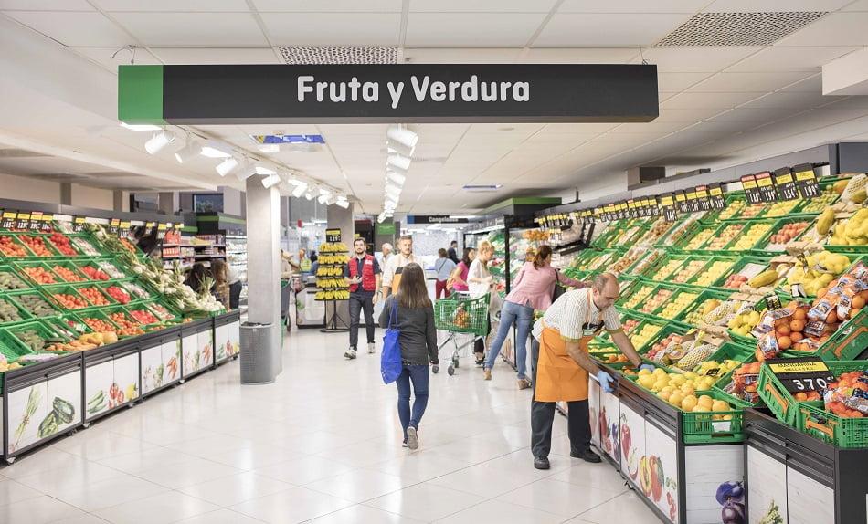 Mercadona Lleva A Castellon Su Nuevo Modelo De Tiendas Eficientes