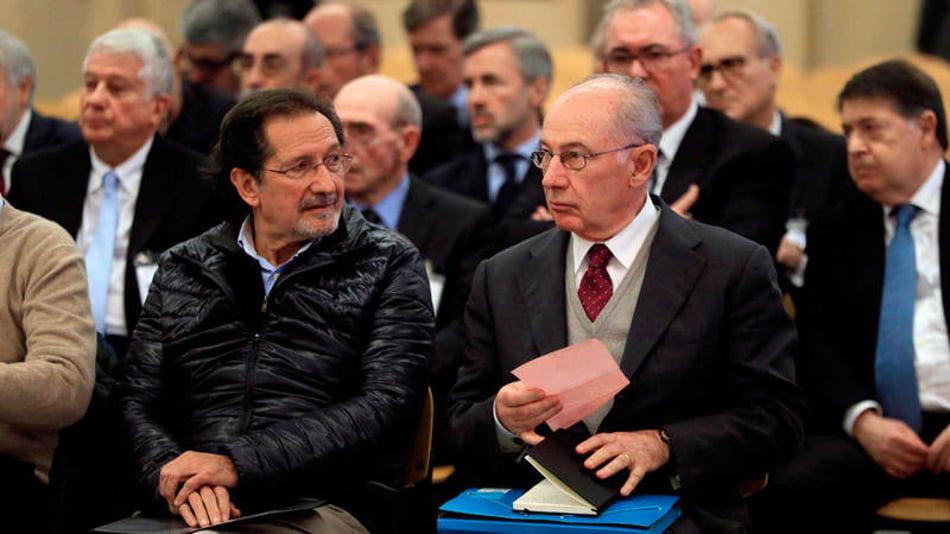 La Fiscalía no descarta ampliar la acusación a la antigua cúpula de Bankia