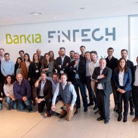 Bankia Fintech
