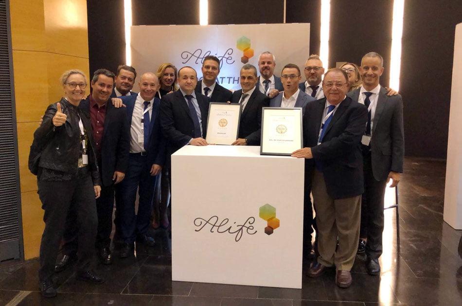 Grupo ASV logra el primer certificado de excelencia en el sector funerario