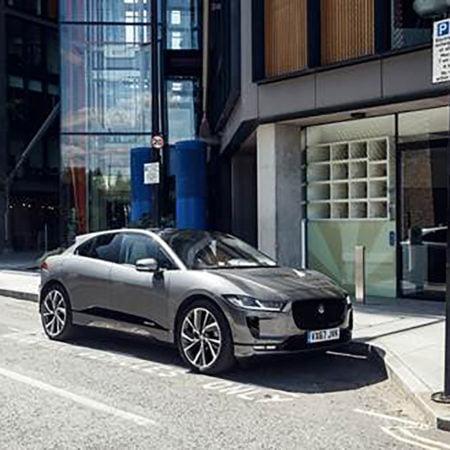 Imagen destacada Jaguar i-Pace a la vanguardia de la nueva revolución del vehículo eléctrico