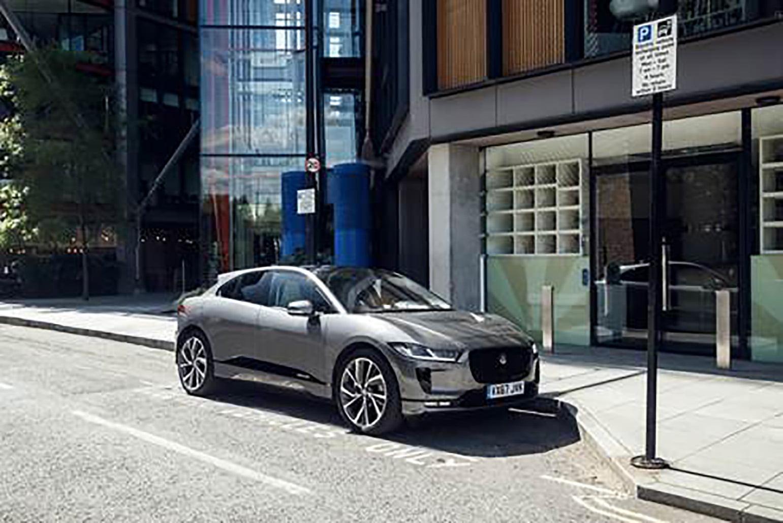 Jaguar i-Pace a la vanguardia de la nueva revolución del vehículo eléctrico