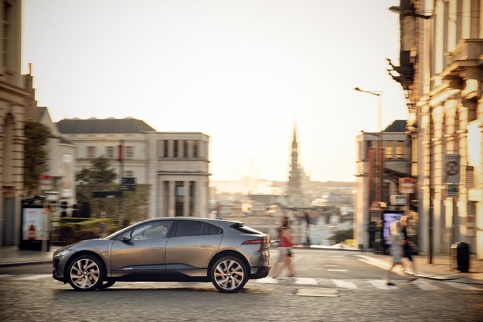 Grupo Ibérica presenta el Jaguar I-Pace, 100% eléctrico en la Feria del Automóvil