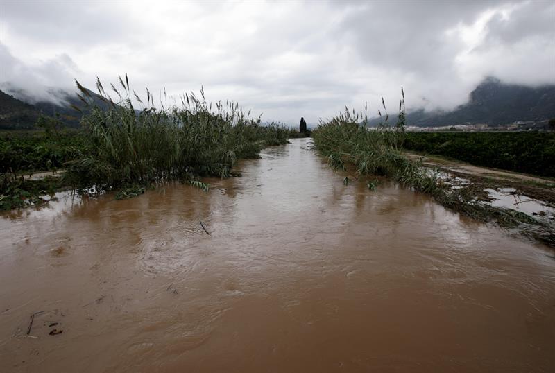 AVA calcula al menos 70 millones en pérdidas por las lluvias