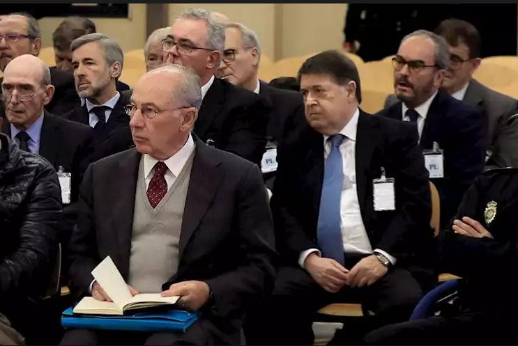 Recta final para el juicio de Bankia que se reanuda el lunes