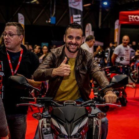 Imagen destacada Los salones de la moto y la bici baten su récord con más de 17.000 asistentes