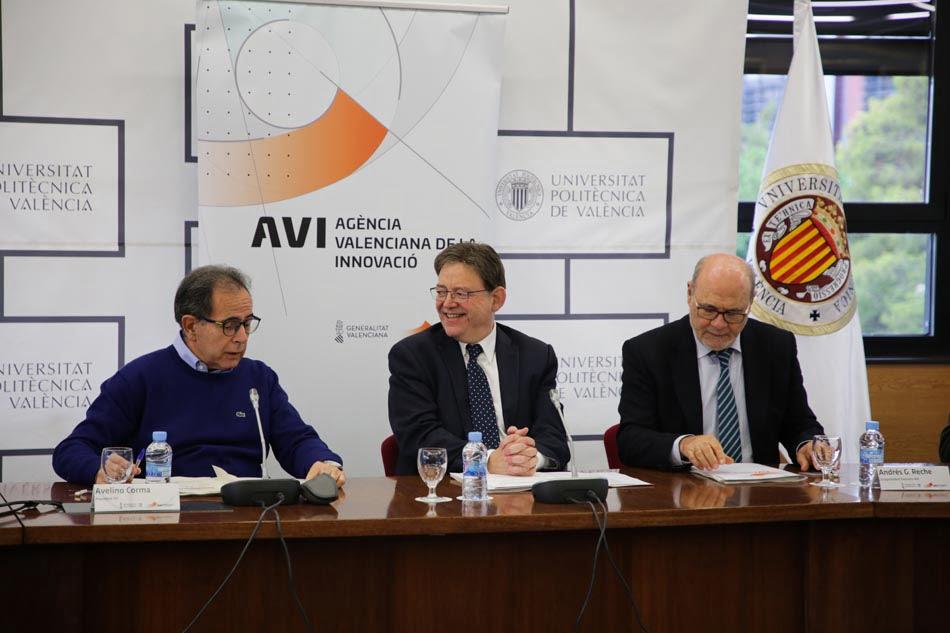 Imagen destacada La AVI respalda un total de 137 proyectos en la convocatoria de ayudas a la I+D+i de 2020